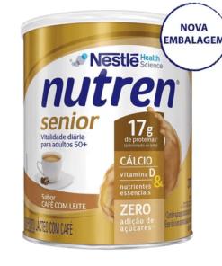 Nutren Senior 370g Cafe Com Leite