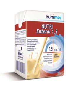 Nutri Enteral 1.5 200ml Baunilha