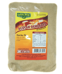 Açúcar Demerara 1Kg