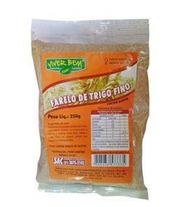 Farelo de Trigo Fino 250g