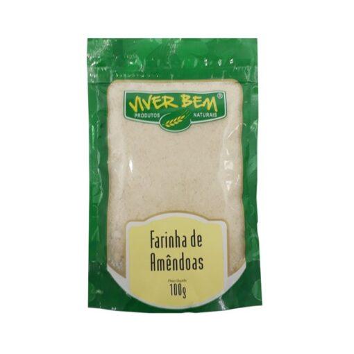 Farinhas de Amendoas 100g