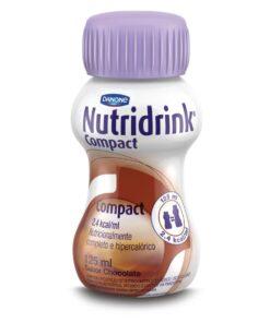 Nutridrink Compact 125ml Chocolate