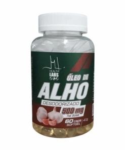 Oleo de Alho Desodorizado Healthlabs