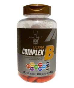 Vitamina Ultra B Complex Healthlabs
